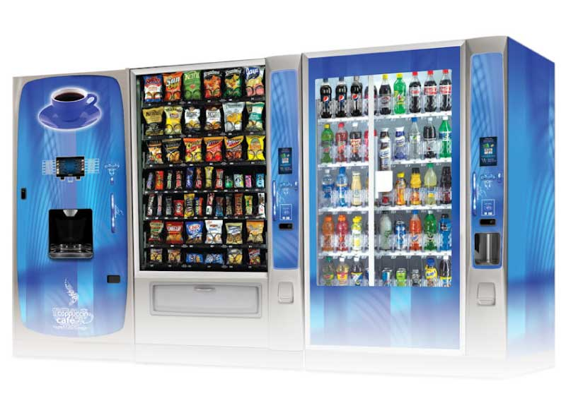 Servomat Vending Service offers no cost vending, drink, soda, snack machines across Colorado.